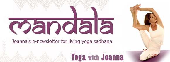 Mandala Yoga Newsletter