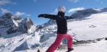 YOGA AND SKI WEEK IN FRANCE WITH JOANNA! ST MARTIN 2016