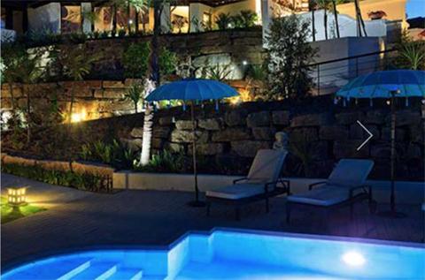 Shanti Som Spain Yoga Holiday Pool