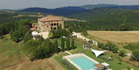 Yoga holiday Italy: Cugnanello, Tuscany
